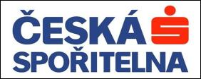 Logo Česká spořitelna, a. s.