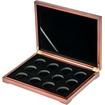 Dřevěná krabička 12 x Au Lunární série I. 1996 - 2007