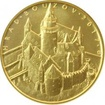 Zlatá mince 5000 Kč Bouzov 2017 Standard