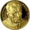 Zlatý dukát Českoslovenští prezidenti - Antonín Novotný 2016 Proof