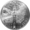 Stříbrná půlkilová investiční medaile Statutární město Brno 2016 Standard