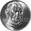Stříbrná mince 100 Kčs Ján Hollý 200. výročí narození 1985