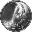 Stříbrná mince 100 Kčs Antonín Dvořák 150. výročí narození 1991