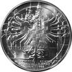 Stříbrná mince 100 Kčs Moravské zemské muzeum 175. výročí 1992