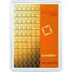 100 x 1g Combi Bar Valcambi SA Švýcarsko Investiční zlatý slitek