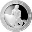 Stříbrná medaile Znamení zvěrokruhu - Vodnář 2017 Proof