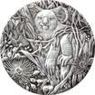 Stříbrná mince 2 Oz Koala 2017 Antique Standard