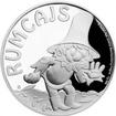 Stříbrná mince Rumcajs 2017 Proof