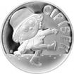 Stříbrná mince Cipísek 2017 Proof