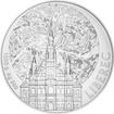 Stříbrná kilová investiční medaile Statutární město Liberec 2017 Standard