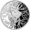 Stříbrná medaile Dekameron den desátý - Návrat 2017 Proof
