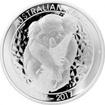 Stříbrná mince 10 Oz Koala 10. výročí 2017 Proof