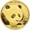 Zlatá investiční mince Panda 30g 2018