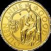 Zlatá investiční mince 10000 NZD Dobrá královna Anna Standard