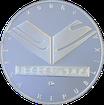 Stříbrná mince 200 Kč MS v lyžování - Liberec 2009 Standard