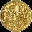Zlatá mince 2500 Kč Papírna Velké Losiny 2006 Standard
