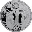 Stříbrná medaile Dekameron den první - Gaskoňská paní 2013 Proof