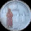 Stříbrná mince Lübeck 2009 Standard Cook Islands