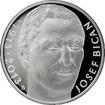 Stříbrná mince 200 Kč Josef Bican 100. výročí narození 2013 Proof