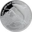 Stříbrná mince Korálový útes Ejlat 2 NIS Izrael 2012 Proof