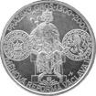 Stříbrná mince 200 Kč Měnové reformy Václav II. 700. výročí 2000 Standard