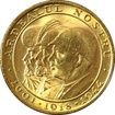 Zlatá mince 20 Leu Tři králové 1944