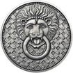 1100. výročí narození sv. Václava - stříbro 1Oz patina