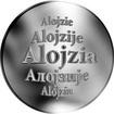 Slovenská jména - Alojzia - stříbrná medaile