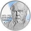 Antonín Švehla - 140. výročí narození Ag proof
