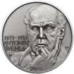 Antonín Švehla - 140. výročí narození Ag patina