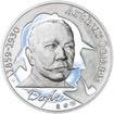 Sir Arthur Conan Doyle - 155. výročí narození stříbro proof