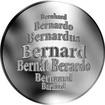 Česká jména - Bernard - stříbrná medaile