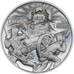 Bitva národů u Lipska - 200. výročí Ag proof