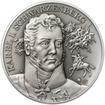 Bitva národů u Lipska - 200. výročí Ag patina