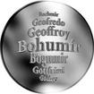 Česká jména - Bohumír - stříbrná medaile