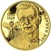 Jan Karafiát - Broučci - zlato 1/2 Oz proof