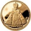 Sada zlatého dukátu a stříbrného odražku Jezulátko - proof