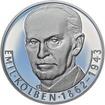 Emil Kolben - 150. výročí narození Ag proof