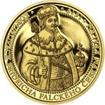Korunovace Fridricha Falckého českým králem - zlato Proof