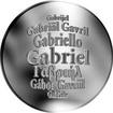 Česká jména - Gabriel - stříbrná medaile
