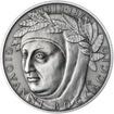 Giovanni Boccaccio - 700. výročí narození Ag patina