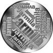 Česká jména - Jarmila - velká stříbrná medaile 1 Oz