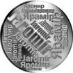 Česká jména - Jaromír - velká stříbrná medaile 1 Oz