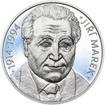 Jiří Marek - 100. výročí narození stříbro proof