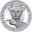 Jiří Šlitr - 90. výročí narození stříbro proof