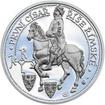 Karel I. Veliký - 1200. výročí úmrtí stříbro proof