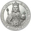 660 let od Korunovace Karla IV. českým králem - Ag b.k.