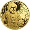 Michail I. Fjodorovič Romanov - 400. výročí založení dynastie Au proof