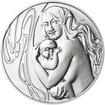 Mamince 50 mm stříbro b.k.