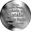 Česká jména - Natálie - velká stříbrná medaile 1 Oz